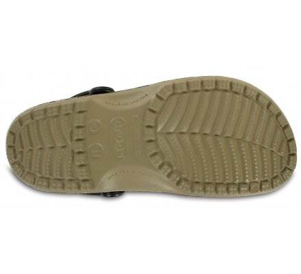 Crocs classic camouflage