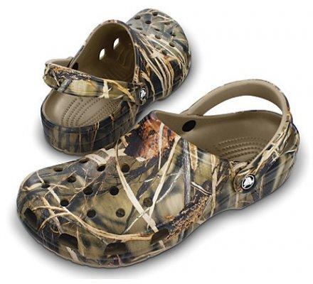 Crocs classic camouflage Realtree MAX 4