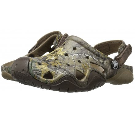 Crocs Swiftwater camouflage Realtree Xtra