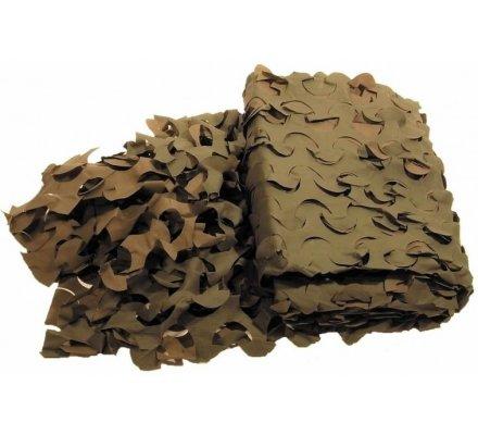 Filet de camouflage économique 10x1.50m