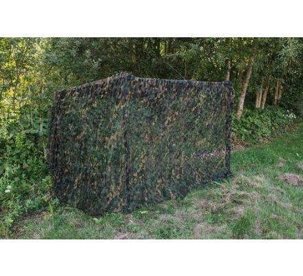 Filet camouflage nouvelle génération vert 4X1,50m (vert)