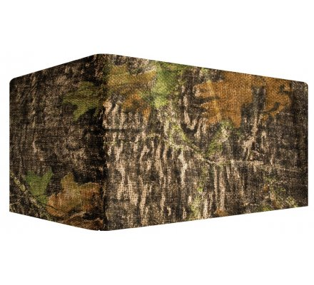 Filet camouflage toile de jute Mossy oak Break Up