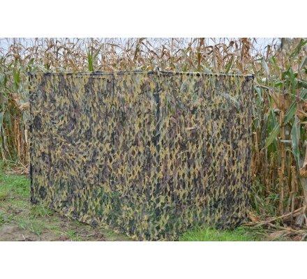 Filet camouflage nouvelle génération 4x1,50m (jaune)