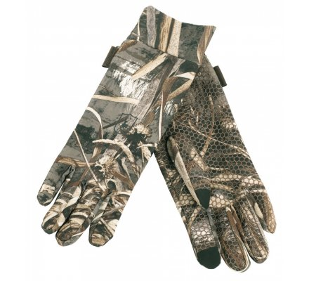 Gants chasse silicone camouflage Realtree Max5 DEERHUNTER