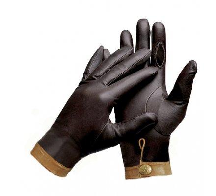 Gants de chasse en cuir Gustavio Club Interchasse