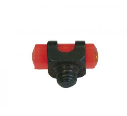 Guidon de tir fluorescent rouge 3 mm