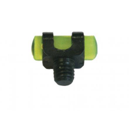 Guidon de tir fluorescent vert 3 mm