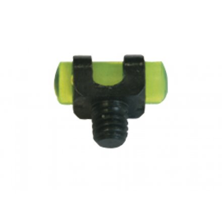 Guidon de tir fluorescent vert 3,5 mm