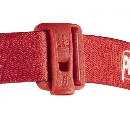 Lampe Frontale Actik Core Rechargeable Rouge PETZL