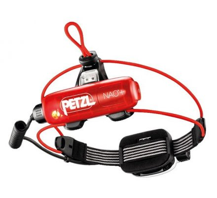 Lampe Frontale Nao + Rechargeable PETZL