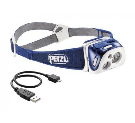 Lampe Frontale Reactik Bleu PETZL