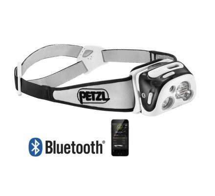Lampe Frontale Reactik Plus Noir PETZL