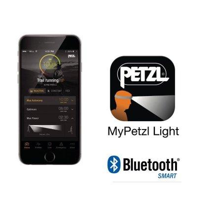 Lampe Frontale Reactik Plus Corail PETZL