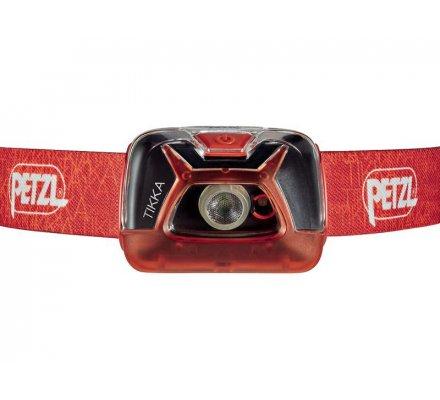 Lampe Frontale Tikka Rouge PETZL