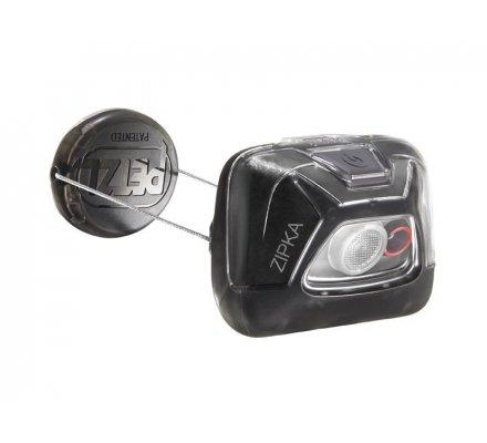 Lampe Frontale Ultra-Compacte Zipka Noir PETZL