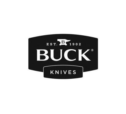 Couteau Redpoint Noir BUCK