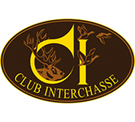 Pull de chasse col zippé Rouille Winsley Club Interchasse