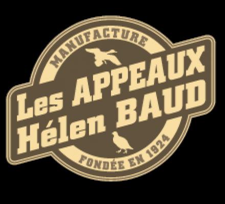Appeau oie cendrée acrylik Helen Baud