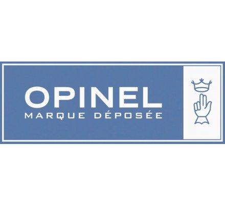 Couteau Opinel Baroudeur Bleu N°8