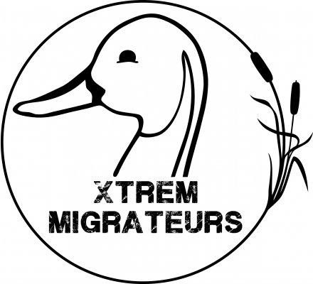 Tee-Shirt manches courtes Xtrem Migrateurs marron