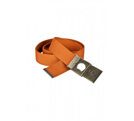 Lot de 3 ceintures BLASER Canvas Olive/Marron/Orange