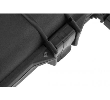 Mallette de transport Polycarbonate pour arme longue 71.5cm noire