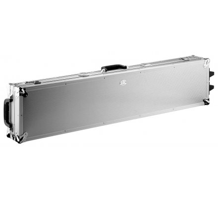 Mallette de transport aluminium spéciale tir à la carabine