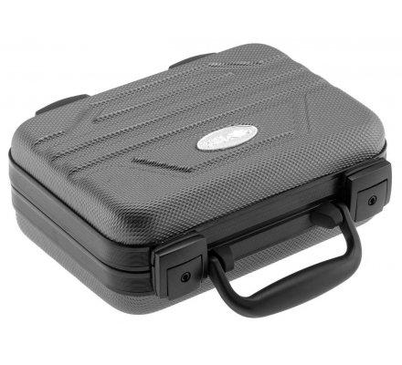 Mallette de transport pour pistolet revolver ABS
