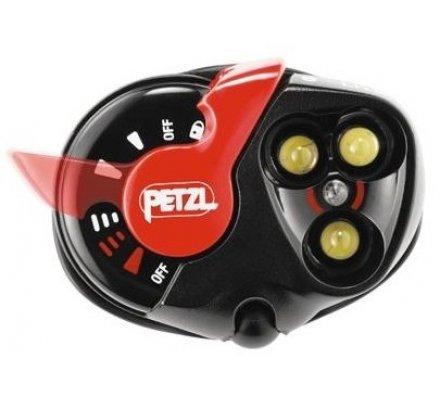 MINI LAMPE FRONTALE PETZL E-LITE ULTRA COMPACTE