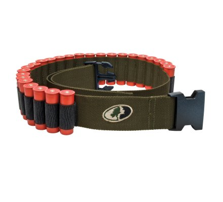 Cartouchière ceinture pour 25 tubes