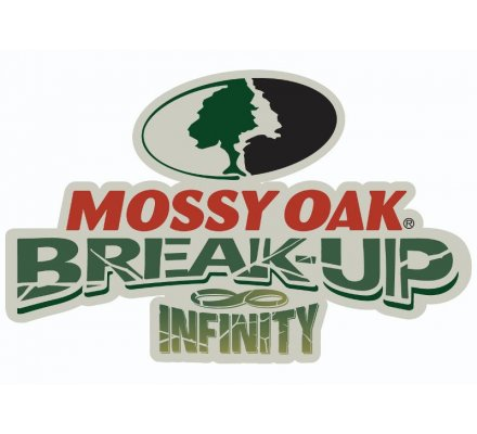 Fourreau fusil camo Mossy Oak Break Up Infinity 1m33