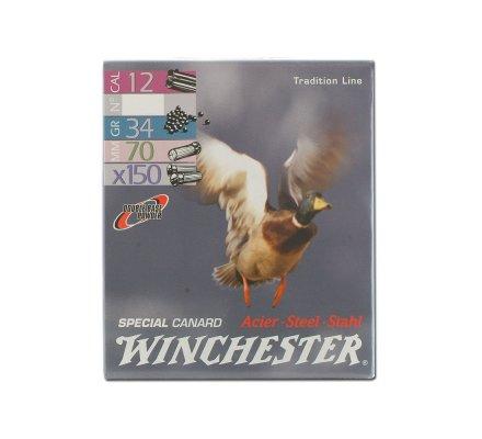 Pack de 150 cartouches Winchester special canard 34 BJ cal 12