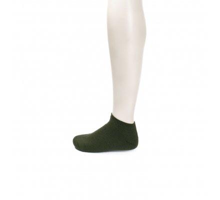 Chaussons de bottes kaki