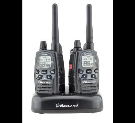 Paire de talkies-walkies G7 PRO - Midland