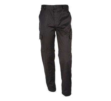 Pantalon 6 poches renforts genoux