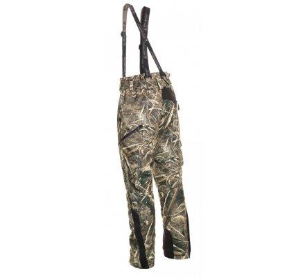 Pantalon de chasse à bretelles Muflon camouflage Realtree Max 5 Deerhunter