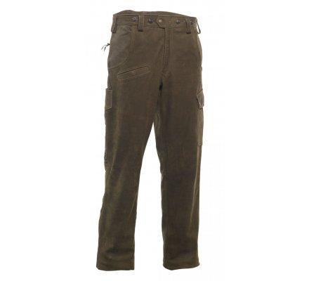 Pantalon de chasse en cuir Strasbourg Deerhunter