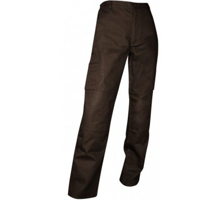Pantalon de chasse marron Nebraska