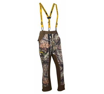 Pantalon Softshell camouflage Mossy Oak Break Up Country
