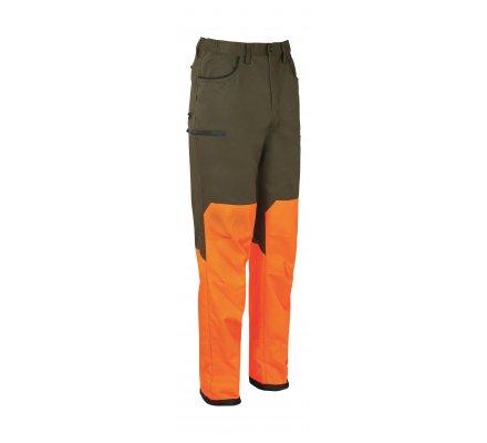 Pantalon de traque renforcé Super Pant Rapace Kaki/Blaze Pro Hunt