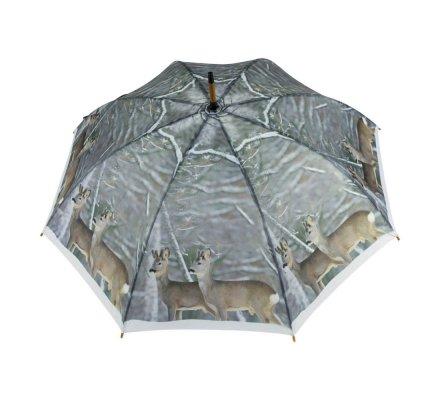 Parapluie jeunes chevreuils
