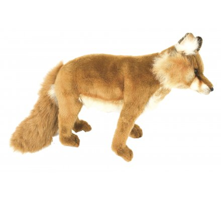 Peluche renard debout