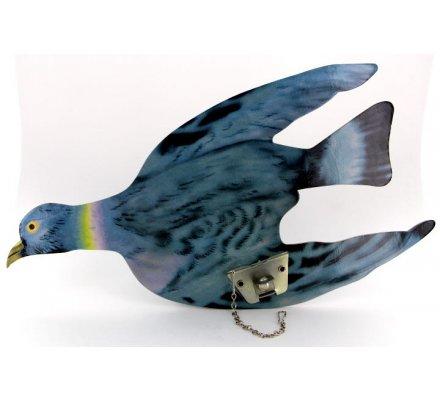Pigeon de rechange pour tir aux pigeons électrique ou mécanique