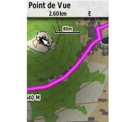 Carte Garmin TOPO FRANCE V5 PRO - NORD-OUEST