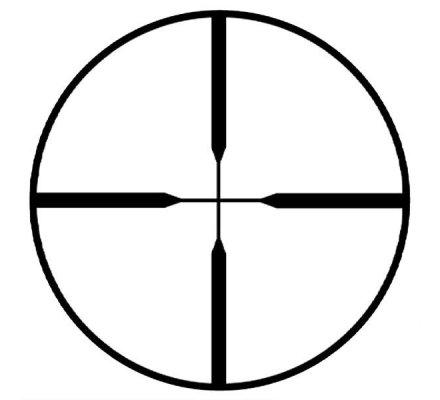 Lunette de tir Zeiss Terra 3X 3-9X42 - Réticule Z-PLEX