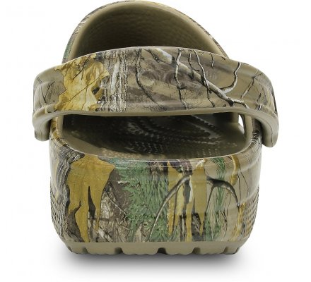 Crocs classic camouflage Realtree Xtra
