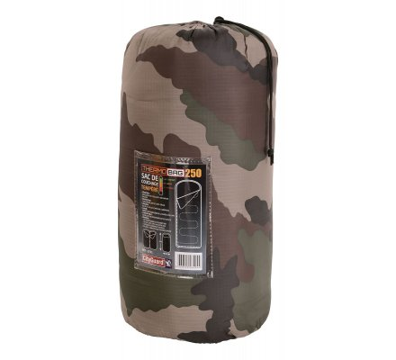 Sac de couchage camo ThermoBag 250