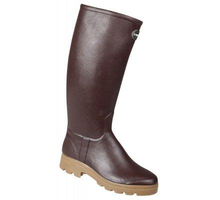 nouveaux styles 47740 49150 Bottes Saint-Hubert Homme Le Chameau cuir marron