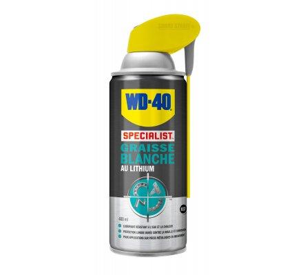 Spray graisse blanche lithium