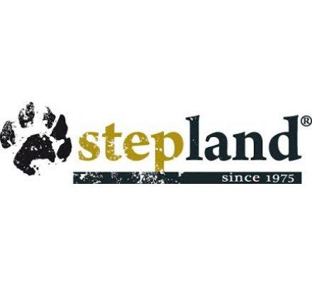 Couteau à dépecer manche gomme orange Stepland